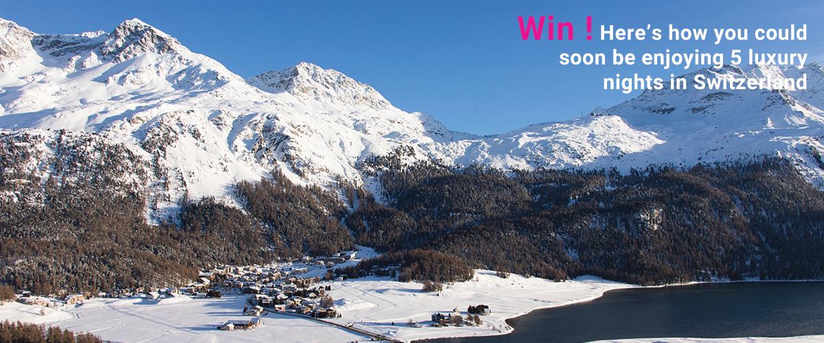 Switzerland Competition